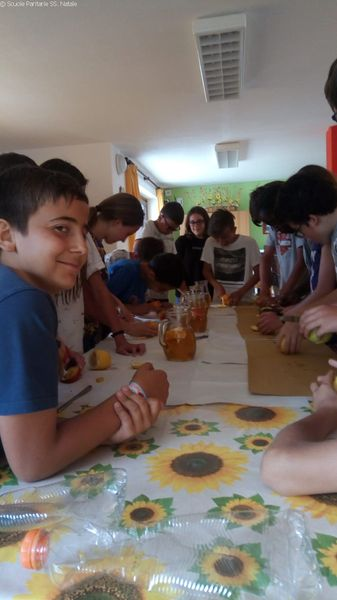 English e Spanish camp Scuola Media a Champorcher